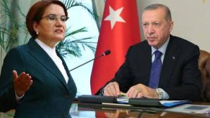 Akşener, kürsüden Cumhurbaşkanı Erdoğan'a seslendi: Sıkı dur, başbakan geliyor