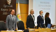 Tarsus Belediyesi Ekim Ayı Meclis Toplantısı Gerçekleştirildi