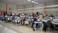 Tarsus Belediyesi'nin Tekstil Atölyesi Hem İstihdama Hem İhracata Katkı Sağlıyor